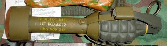 La Grenade mkII GrenadeLauncher