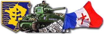 La 2ème Division Blindée de Leclerc